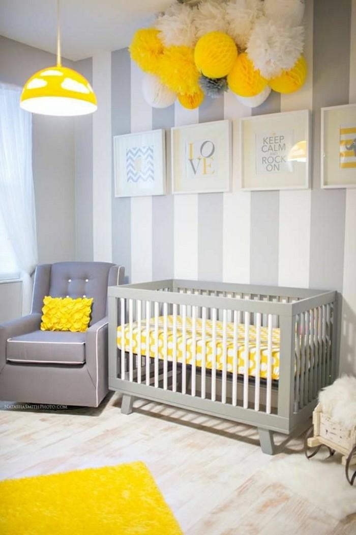 Deco chambre bebe garcon moderne - Idées de tricot gratuit
