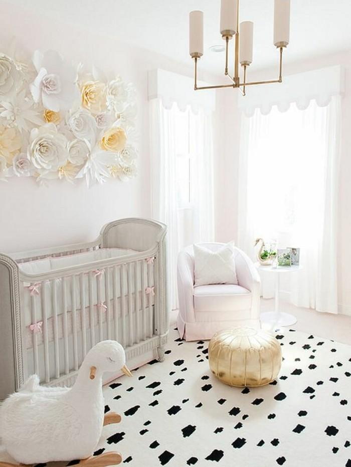 Chambre De Bebe Peinture Murale Idees De Tricot Gratuit