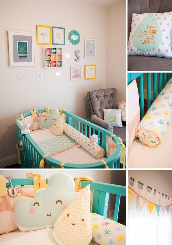 Idée déco chambre bébé mixte - Idées de tricot gratuit