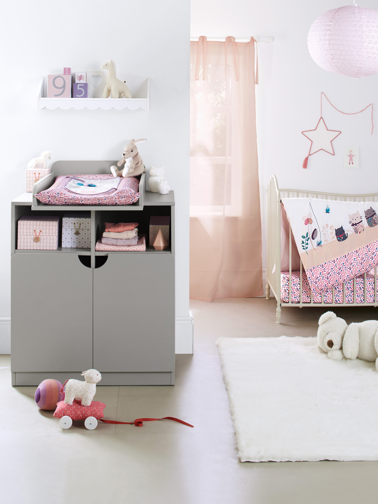 Etagere Murale Chambre Bebe Kitty Blanc Idees De Tricot