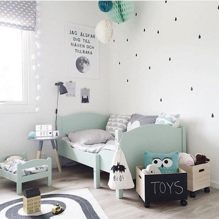 Deco Chambre Bebe Garcon Style Scandinave Idées De Tricot Gratuit