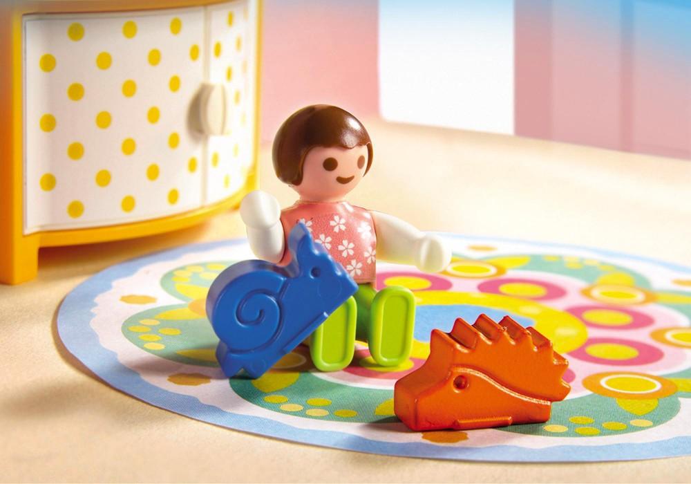 Chambre bebe playmobil 5334