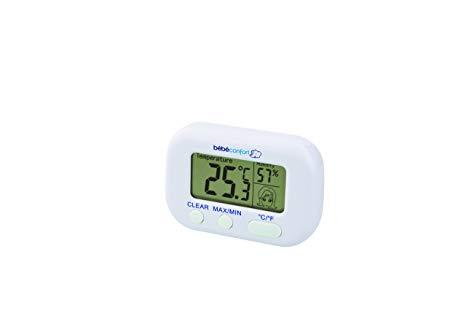 Thermomètre chambre bébé avis