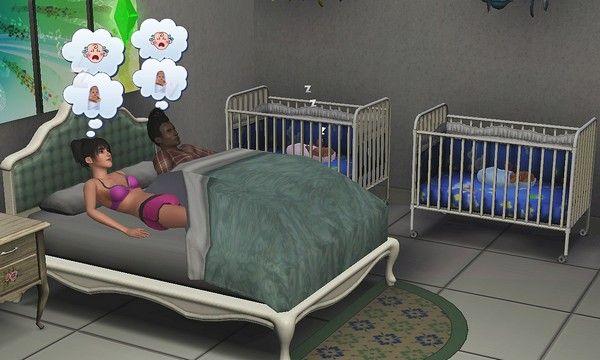 Chambre bebe faux jumeaux - Idées de tricot gratuit