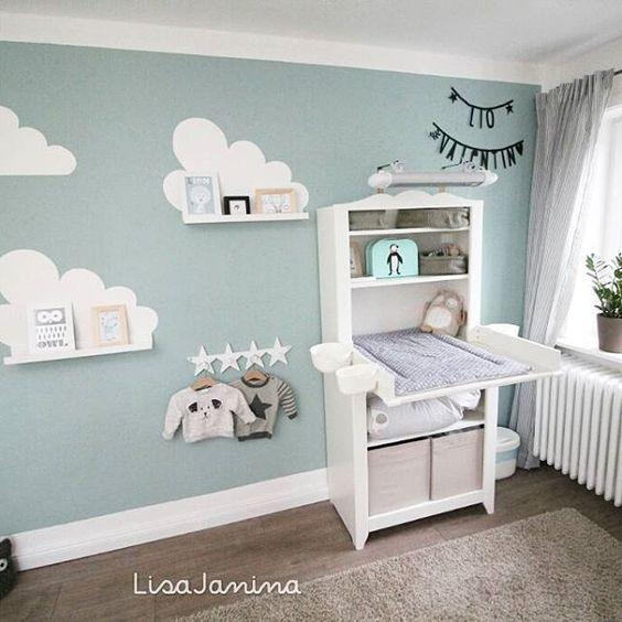Deco chambre bebe couleur menthe - Idées de tricot gratuit