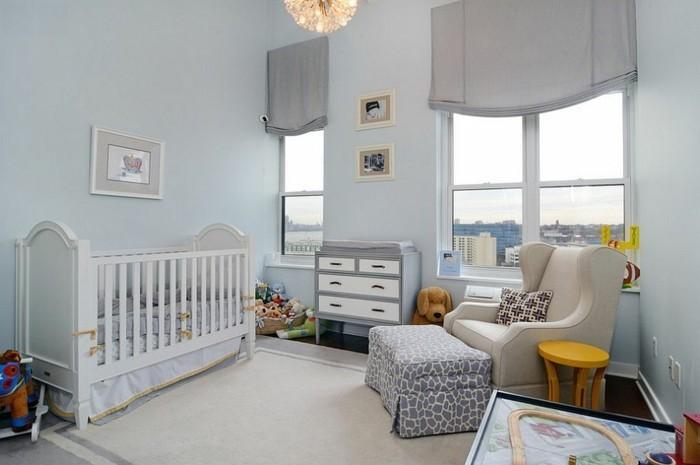 Idée peinture chambre bébé garçon - Idées de tricot gratuit