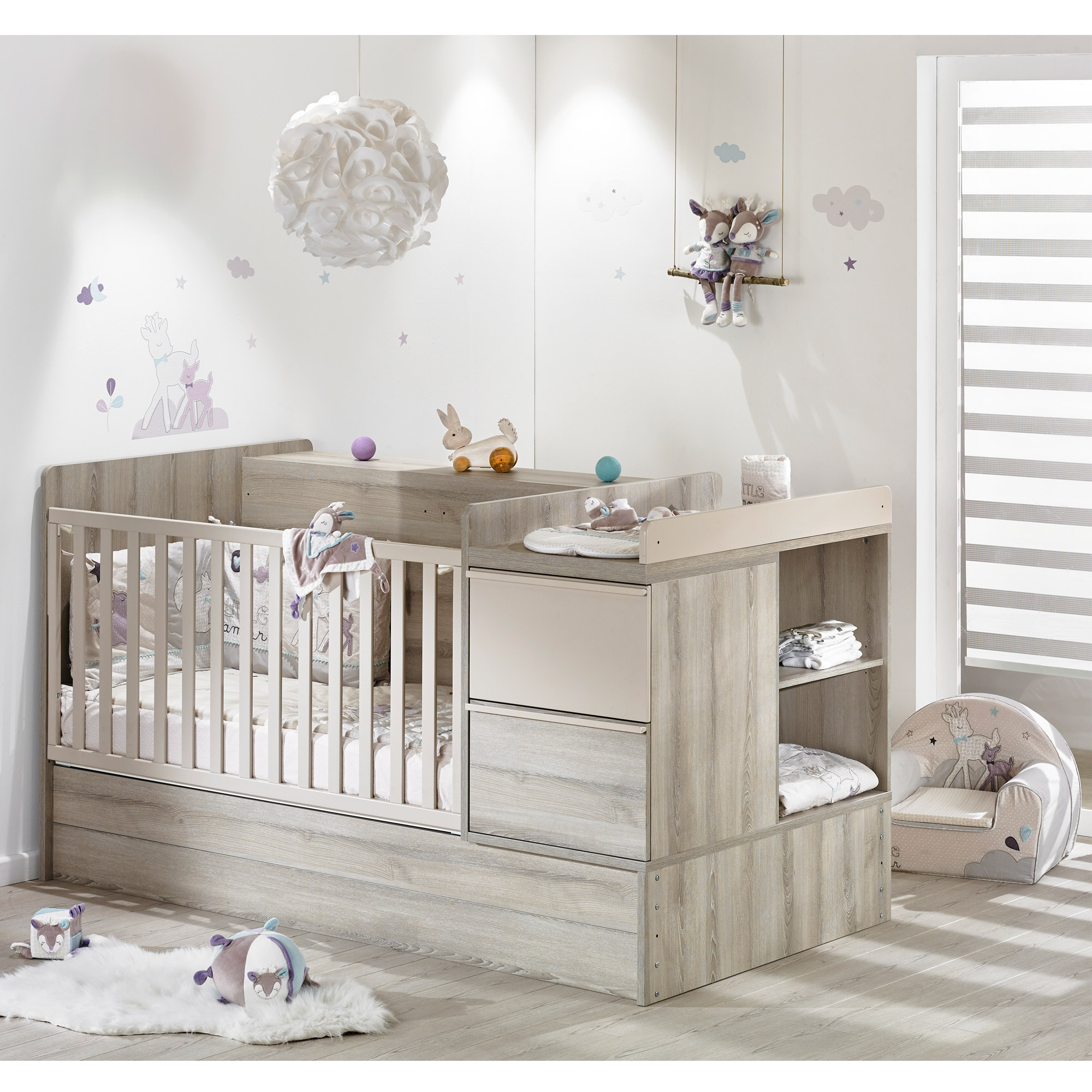 Chambre Complete Bebe Lit Transformable