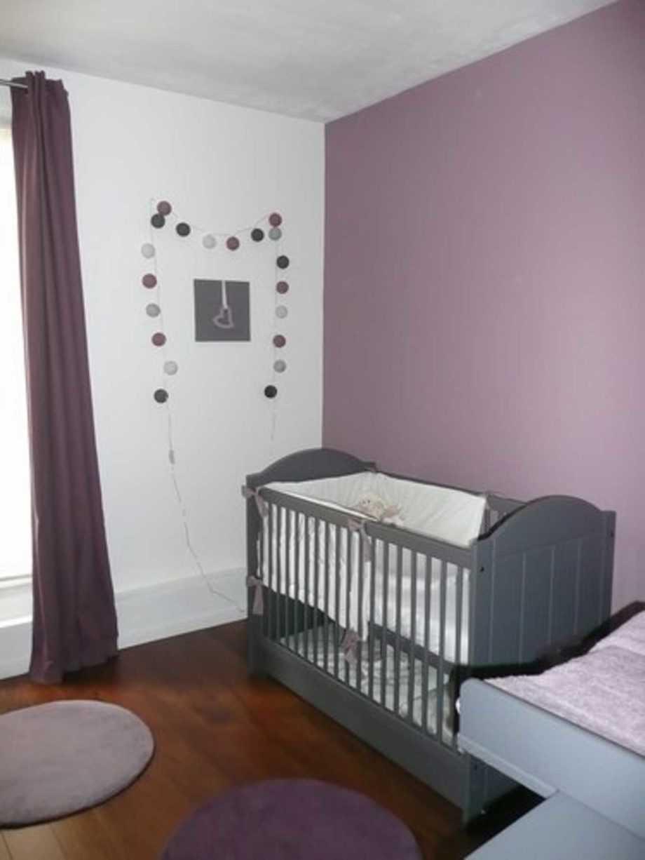 Chambre Bébé Fille Parme