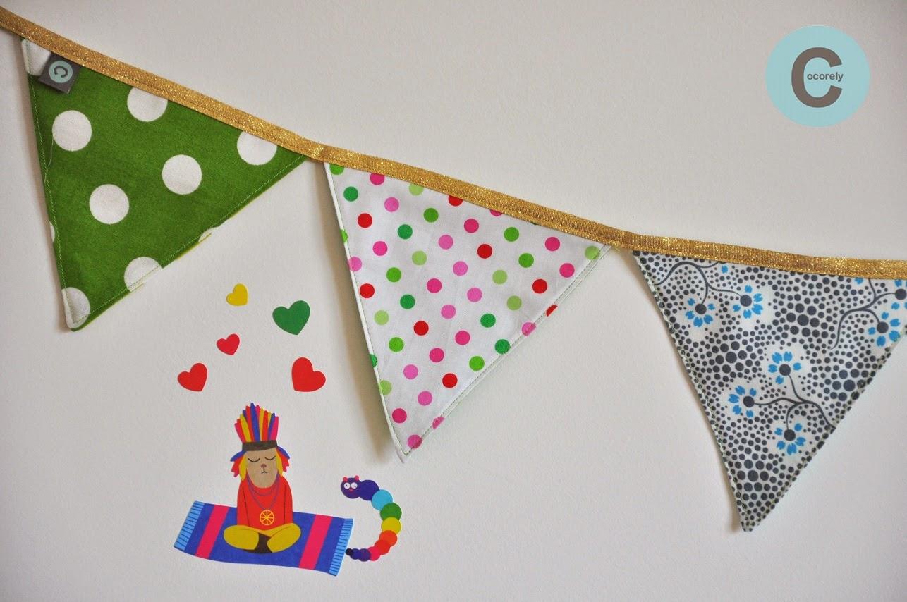 Guirlande chambre bébé diy - Idées de tricot gratuit