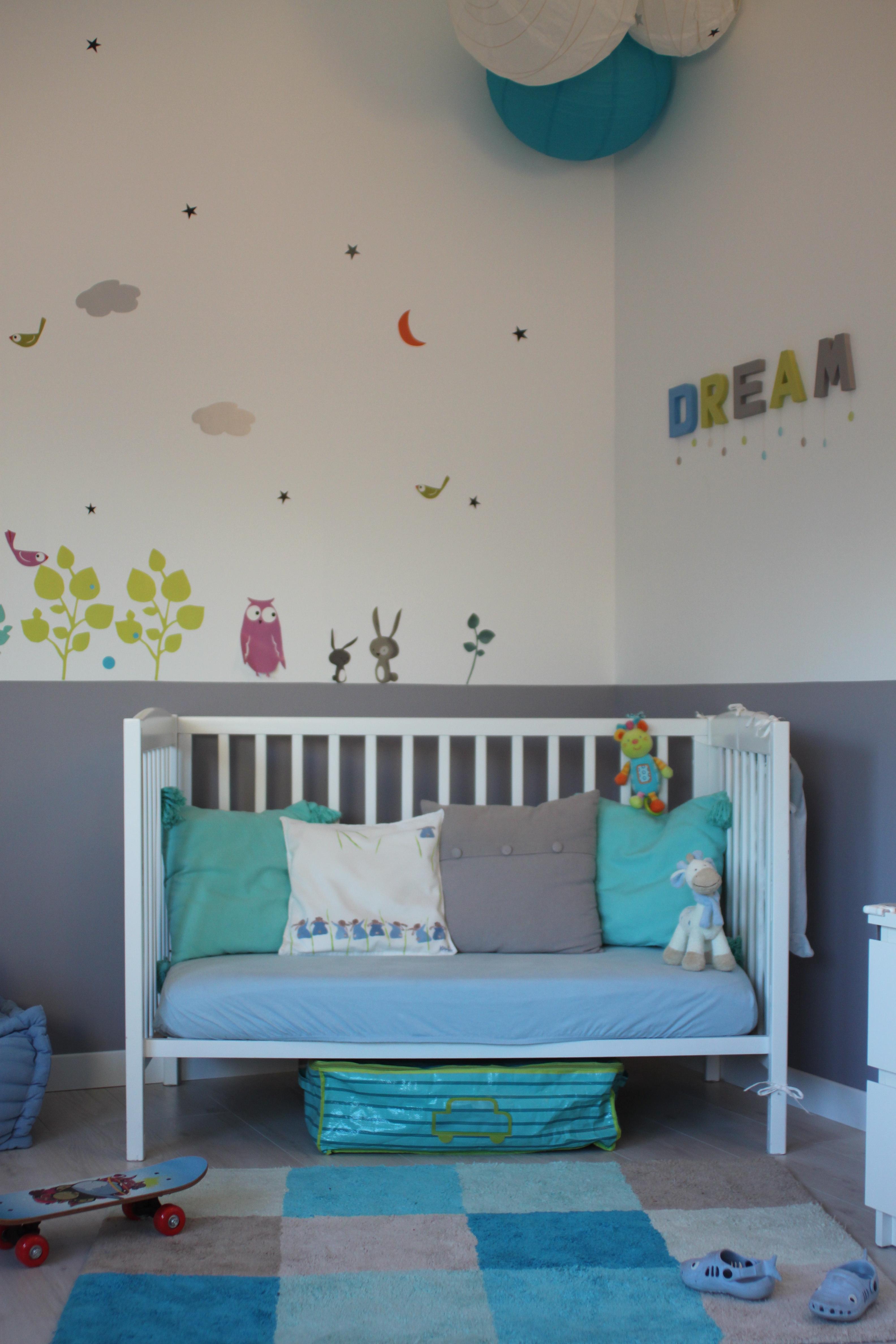 Decoration chambre bebe 2 main - Idées de tricot gratuit