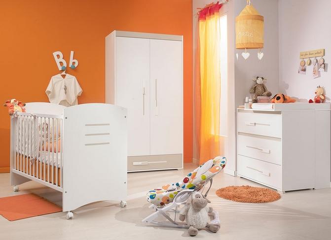 Theme chambre bebe orange - Idées de tricot gratuit