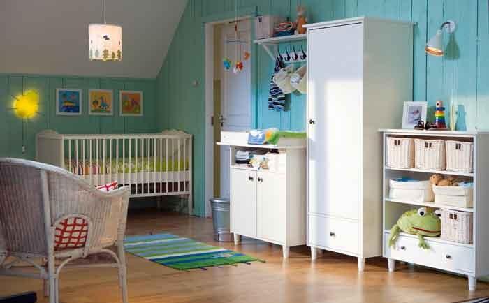 Meuble chambre de bebe ikea id es de tricot gratuit - Ikea meuble chambre enfant ...