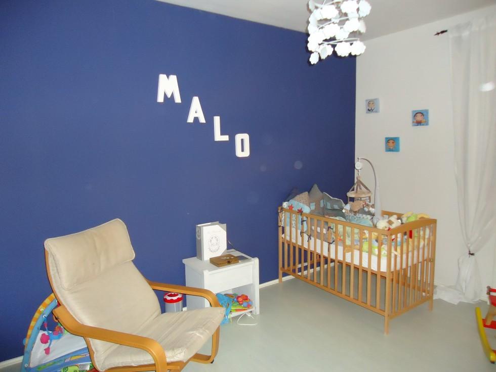 Chambre bebe garcon bleu fonce - Idées de tricot gratuit