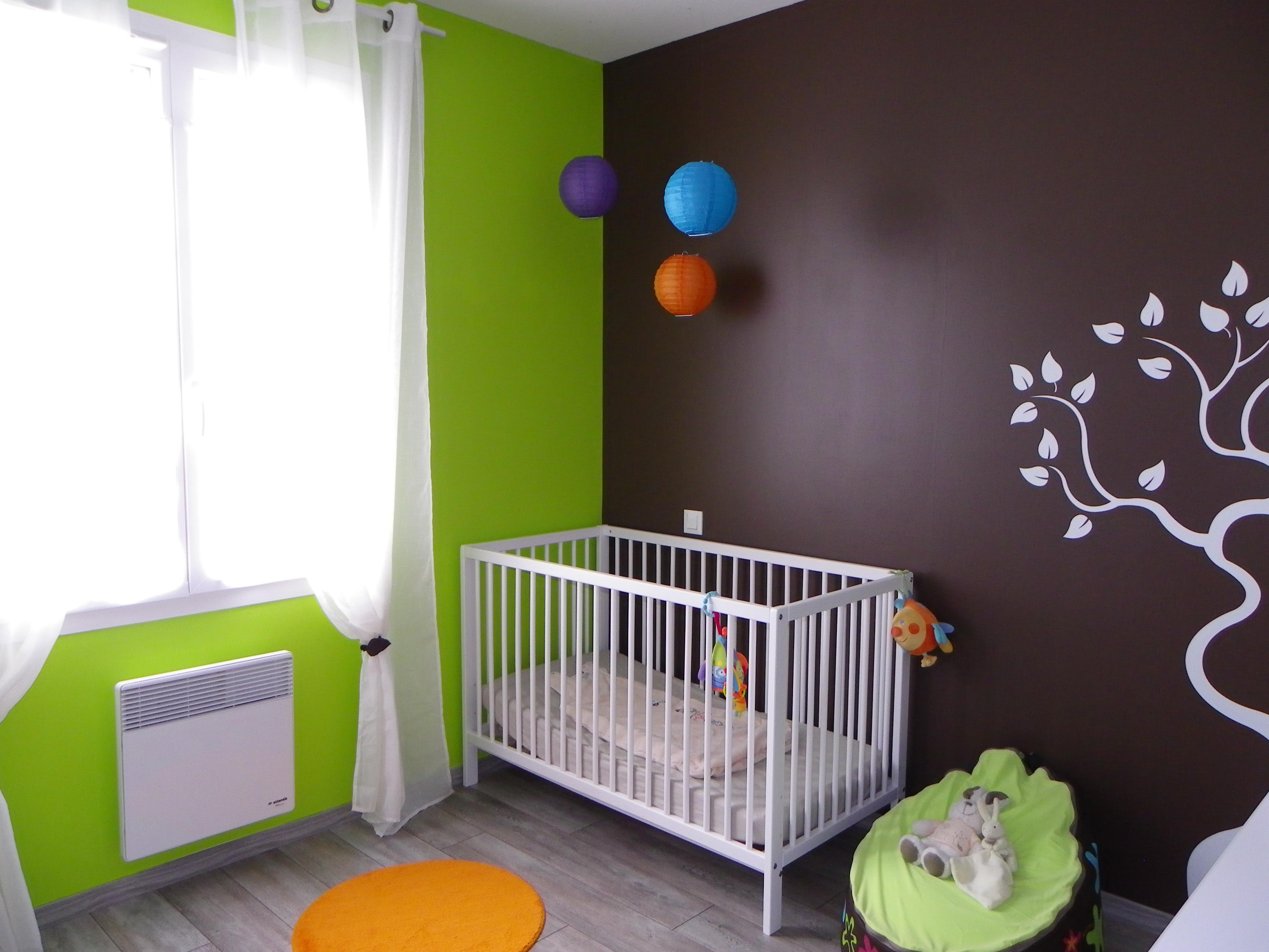 Chambre bebe marron bleu - Idées de tricot gratuit