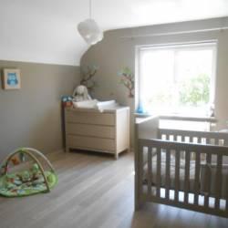 Idee deco chambre bebe taupe - Idées de tricot gratuit
