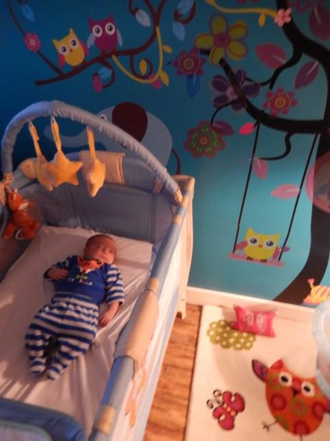 Amenagement petite chambre parent bebe - Idées de tricot gratuit