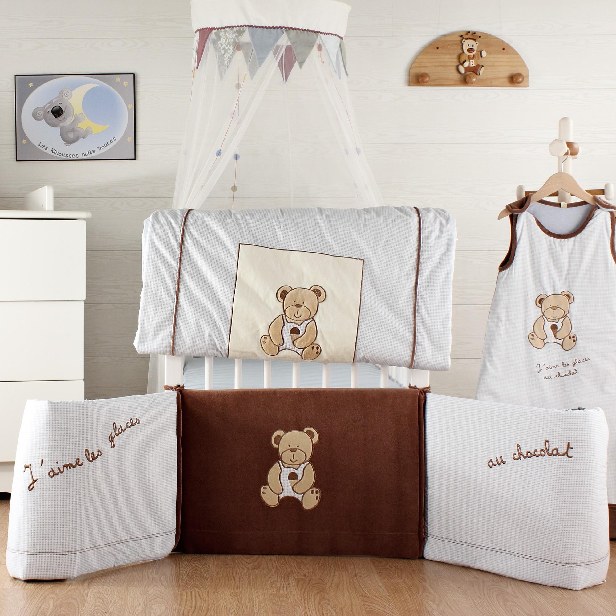 Ensemble de lit bébé pas cher - Idées de tricot gratuit