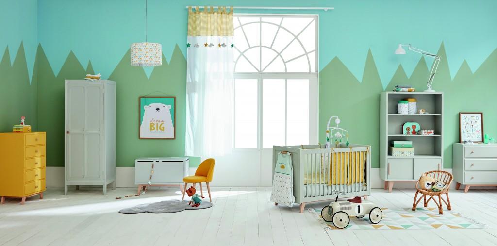 chambre bebe gaston maison du monde id es de tricot gratuit. Black Bedroom Furniture Sets. Home Design Ideas