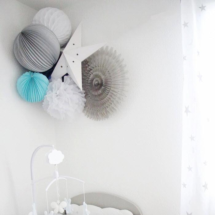 Kit décoration chambre bébé - Idées de tricot gratuit