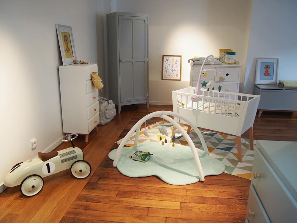 Chambre pour bébé maison du monde - Idées de tricot gratuit