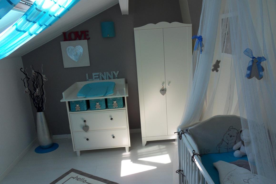 Chambre bébé garçon meuble - Idées de tricot gratuit