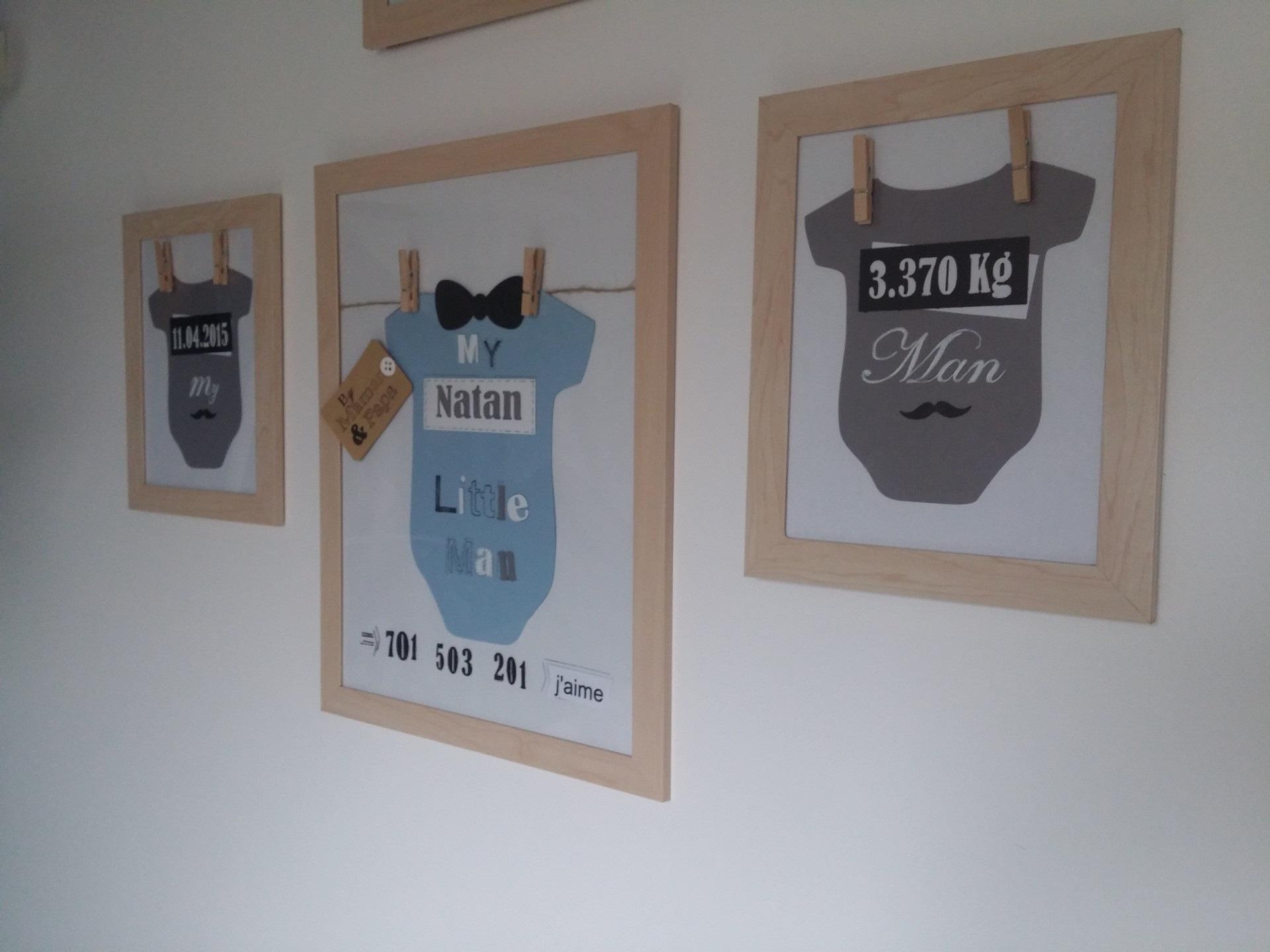 cadre deco pour chambre bebe id es de tricot gratuit. Black Bedroom Furniture Sets. Home Design Ideas