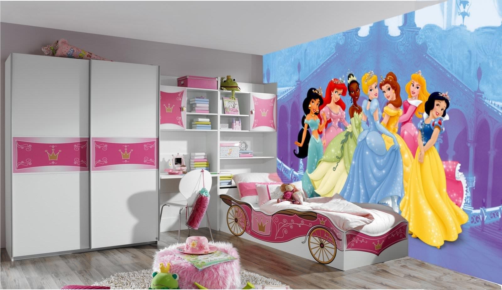 Lit Bebe Princesse Disney Idees De Tricot Gratuit