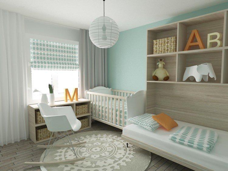 Couleur chambre bébé feng shui - Idées de tricot gratuit
