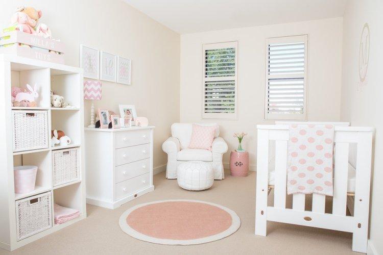 Amenagement chambre bebe fille - Idées de tricot gratuit