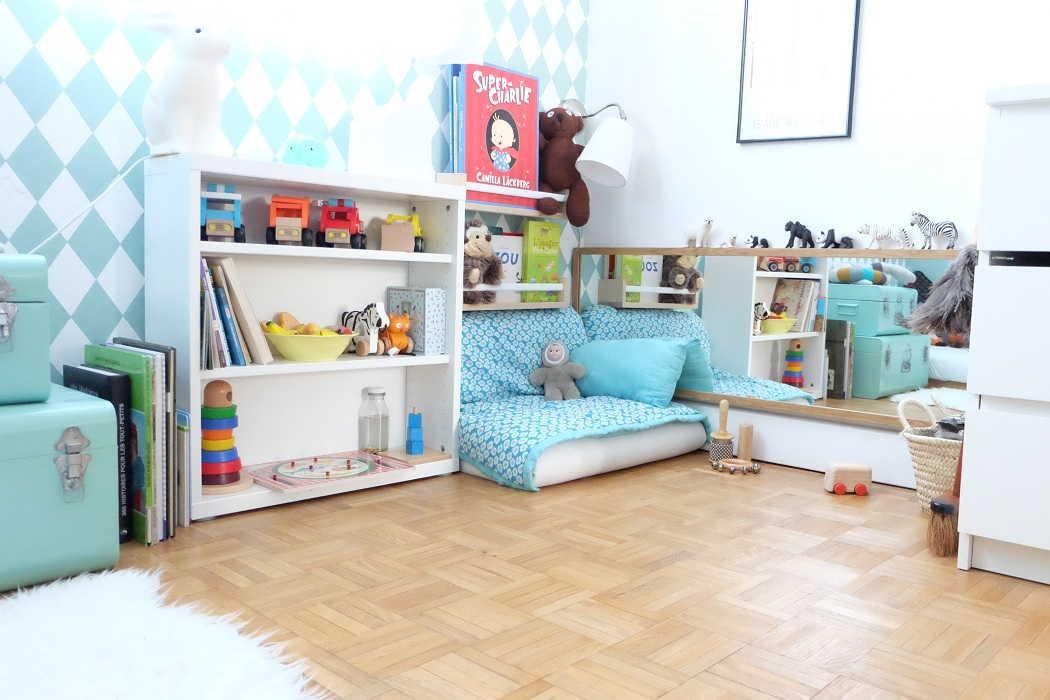 Lit montessori bebe 7 mois - Idées de tricot gratuit