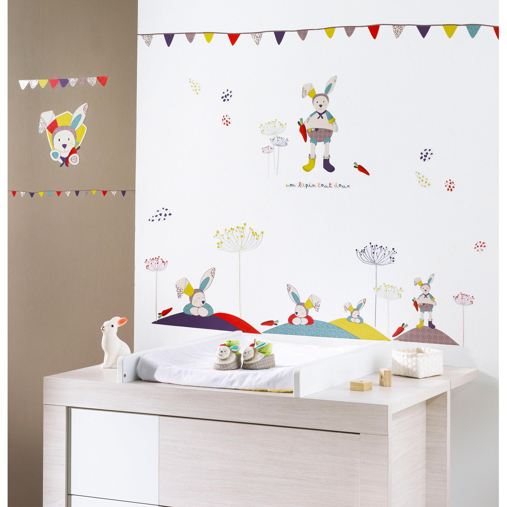 Stickers muraux chambre bébé belgique