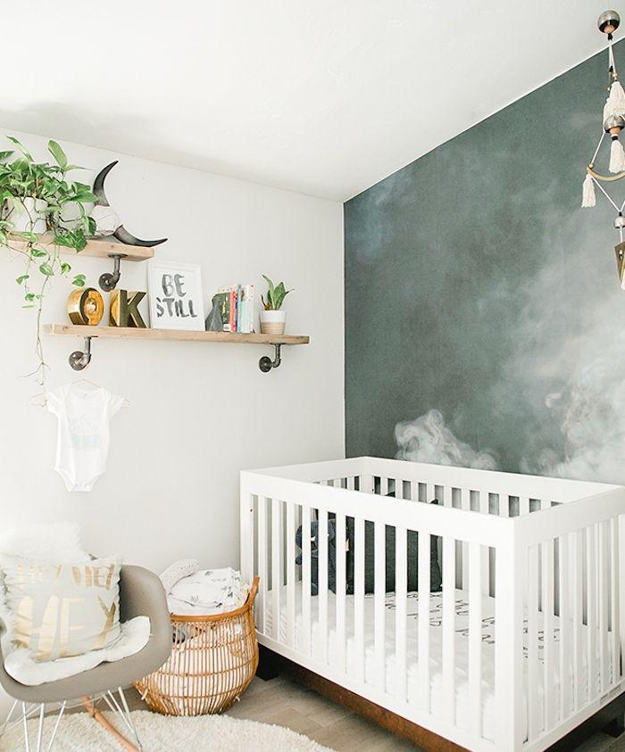 Tapisserie pour chambre bebe