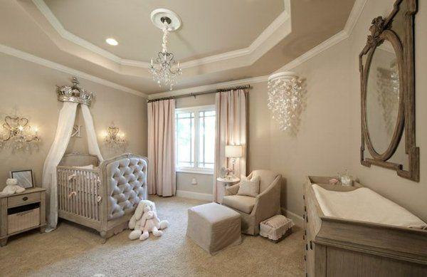 Chambre de luxe pour bebe fille - Idées de tricot gratuit