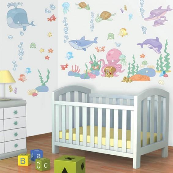 Decoration Chambre Bebe Ocean Idees De Tricot Gratuit