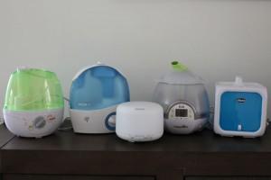 Comparatif humidificateur chambre bébé