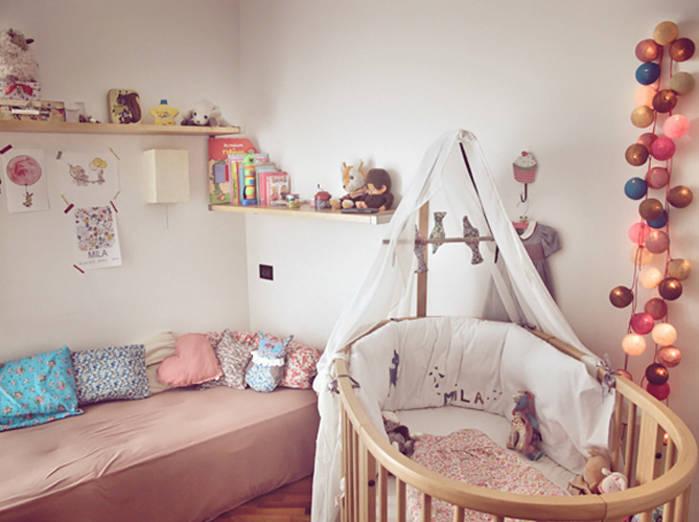 Idée décoration chambre de bébé fille - Idées de tricot gratuit