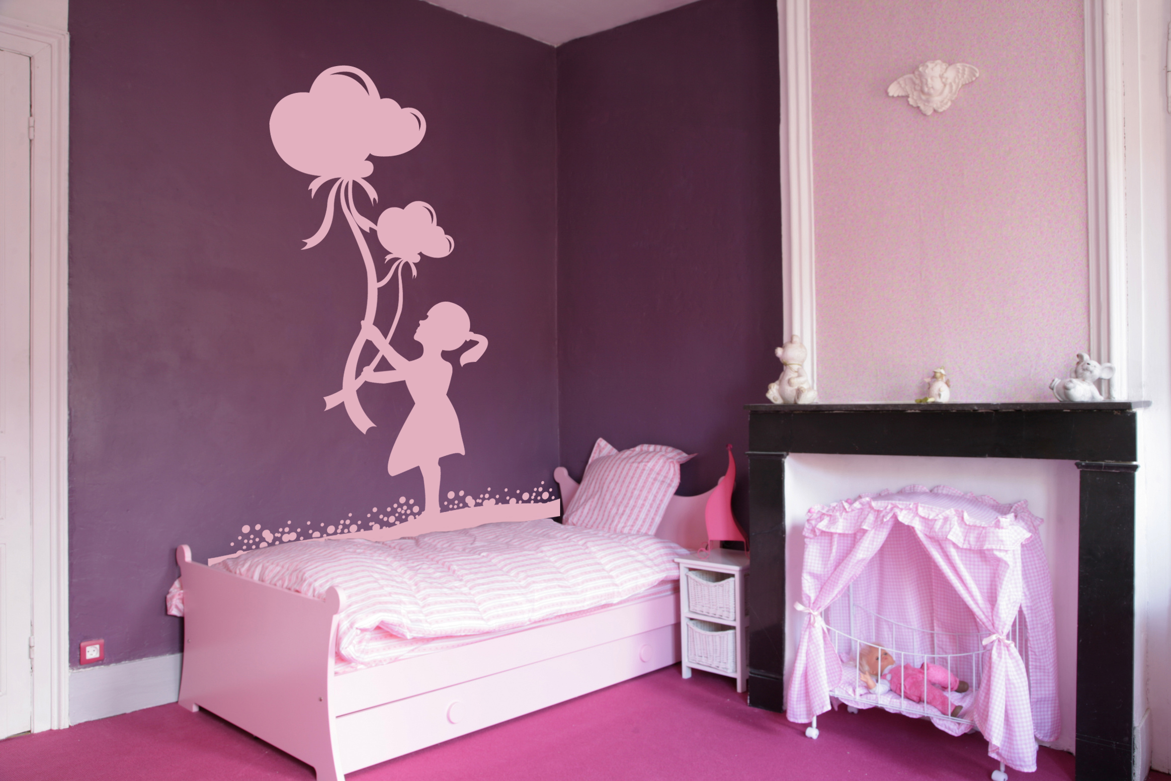 Creation Decoration Chambre Bebe Fille
