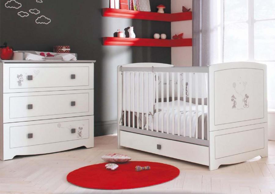 Decoration Chambre Bebe Mickey Idees De Tricot Gratuit
