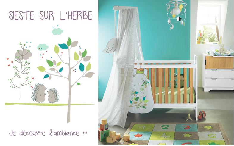 Chambre bebe vert baudet - Idées de tricot gratuit