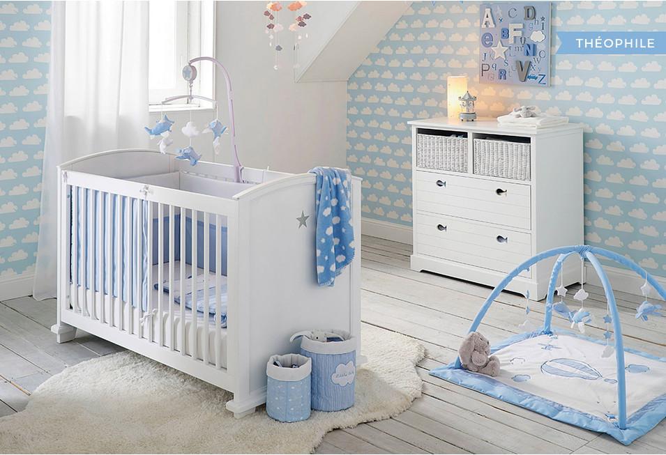 Tapis chambre bébé fille maison du monde - Idées de tricot gratuit