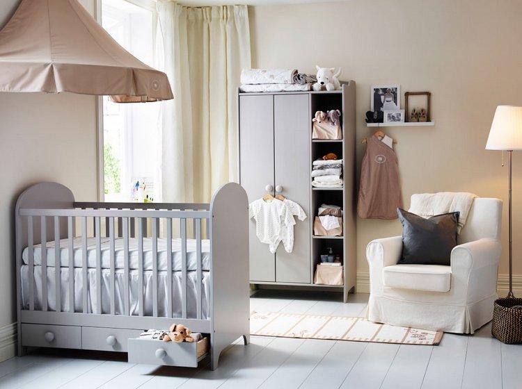 Idée couleur chambre de bébé - Idées de tricot gratuit