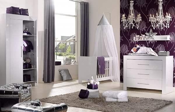 Chambre pour bébé de luxe - Idées de tricot gratuit