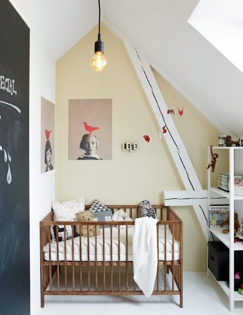 Déco chambre bébé garçon à faire soi même