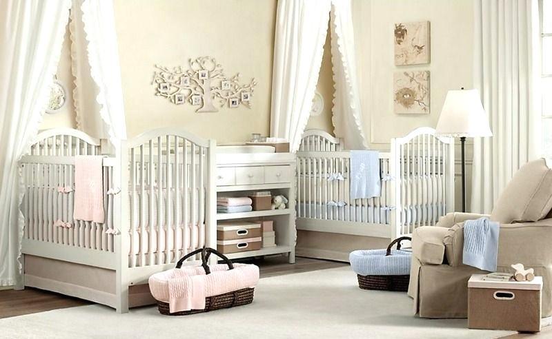 Décoration chambre bébé jumeaux - Idées de tricot gratuit