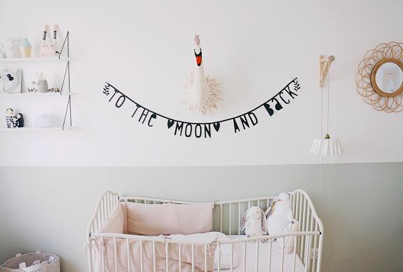 Chambre de bébé fille peinture - Idées de tricot gratuit