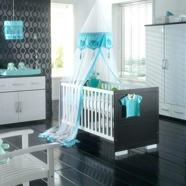 Chambre Bebe Garcon Turquoise