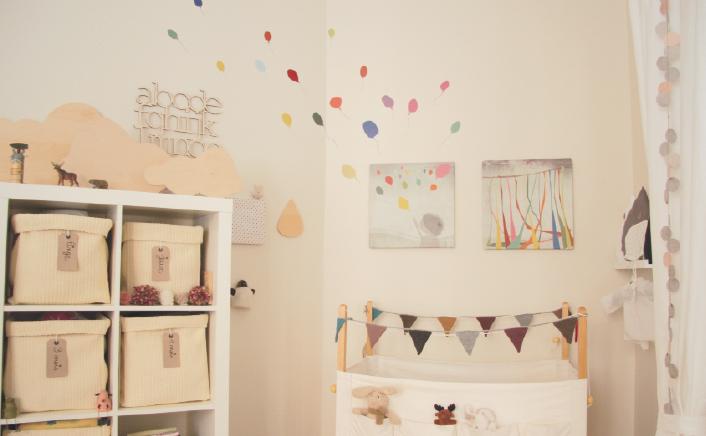 Idee de deco pour chambre de bebe