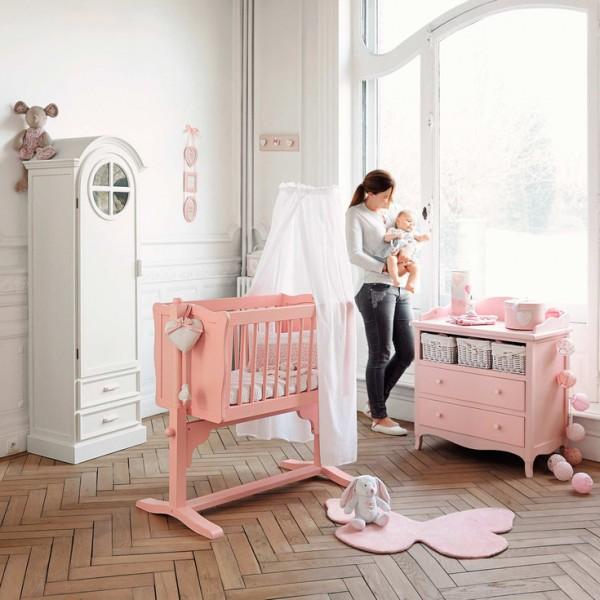 Decoration pour chambre de bebe fille