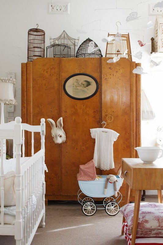 Chambre Vintage Bebe Fille