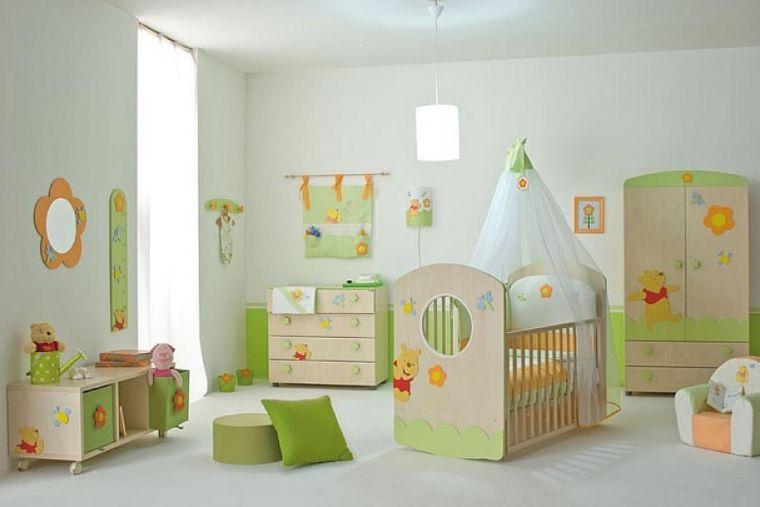Idee couleur peinture chambre bebe garcon